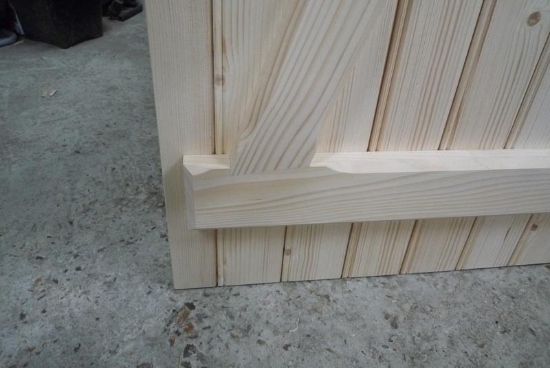 choix de vis pour volet bois P1080710