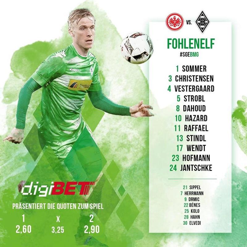 26. Spieltag: Kein Aprilscherz; Frankfurt Frankfurt, wir fahren nach Frankfurt!.! 17553610