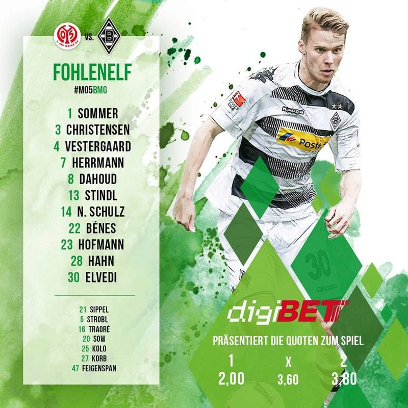 31. Spieltag: Borussia fährt nach Mainz  - Seite 2 18194110