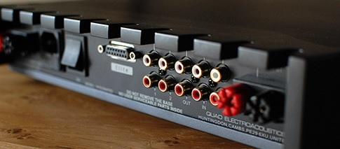 QUAD Elite INT Integrated Amplifier  Quad_e11