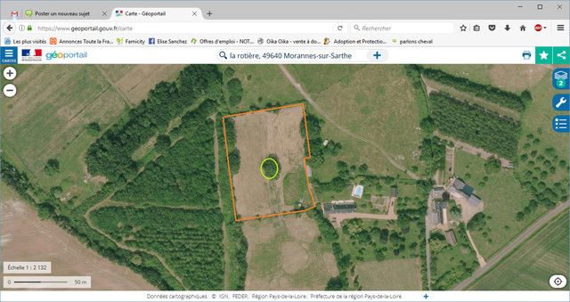 Journal des prairies 2.5 ha : photos du drone + video Dytail11
