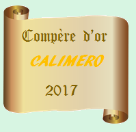 Candidature Calimy12