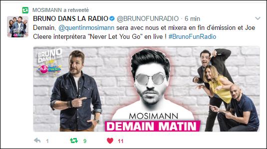 [21/04/2017] Fun Radio - Bruno dans la radio  Captu560