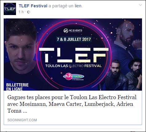 {[7 & 8 juillet)} TLEF  Festival -  Gagne tes places pour le  Toulon  Las  Electro   Festival  Captu831