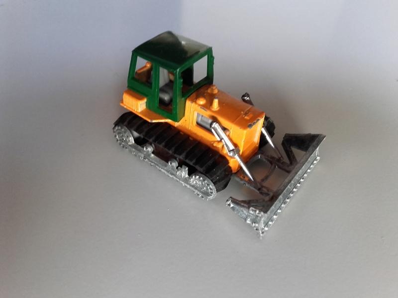 N°255 Bulldozer Hanomag 20170524