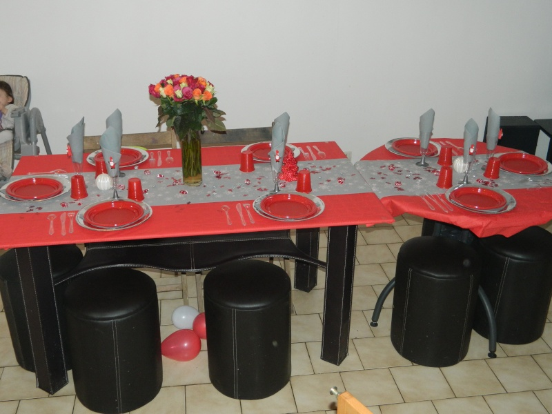 """défi de noël et de l'an  """" la table en fête """" . Dscn7910"""