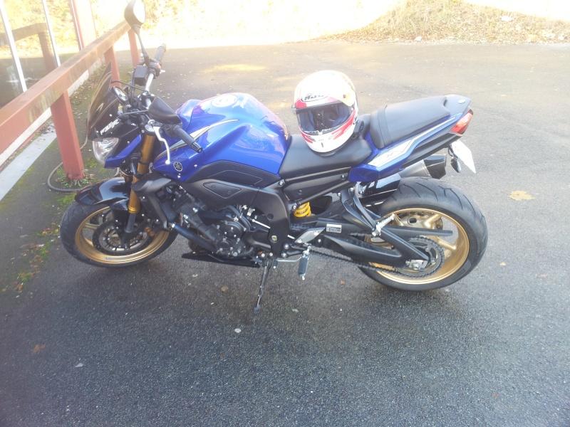 Votre moto avant la MT-09 20131110