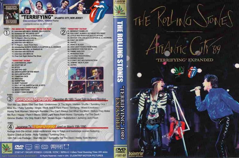 Concert du 19.12.1989 au Convention Center d' Atlantic City. 16_03_10