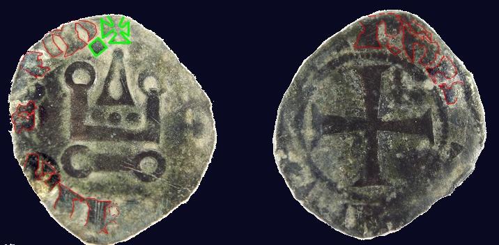 Denier breton de Charles de Blois ... Emilan15