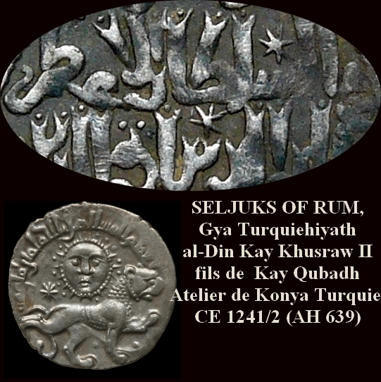Fals Mamelouk pour al-Zahir Rukn al-Din Baybars I ... ? Marcus11