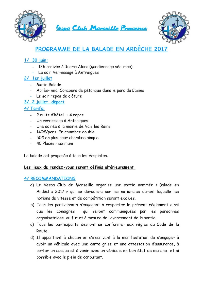 balade ne Ardèche 2017 Progra11