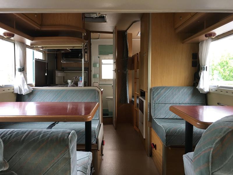Vends Camping Car Laïka Ecovip 2 Ford Transit Mk5 1996       19500€ Img_1013