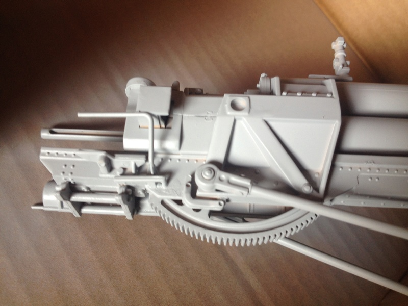 MERIT Flak36 88mm Anti Aircraft Gun Img_4916