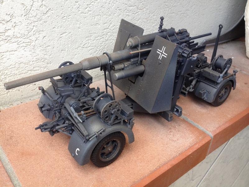 MERIT Flak36 88mm Anti Aircraft Gun Immagi27