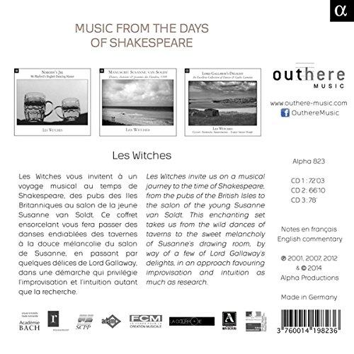 Découvrir la musique de la RENAISSANCE par le disque... Les_wi11
