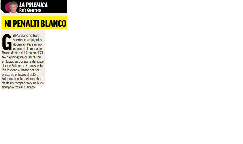 Que caigan las caretas  (Relaño, CaldeLOL, Trueba, Palomar, Roncero, Lama, Calamidad, etc) - Página 2 Marca310