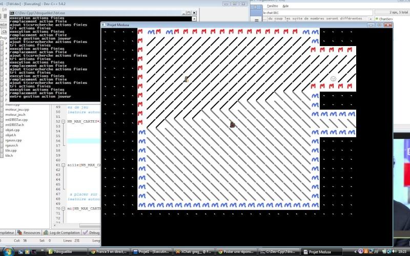 Entrée 7drl xboxut: projet medusa Screen10