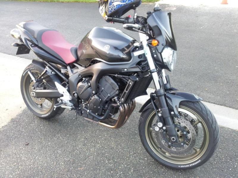 Votre moto avant la MT-09 20131010