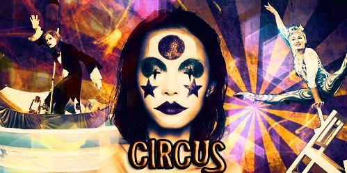 Petite galerie  de miss Errington Circus10