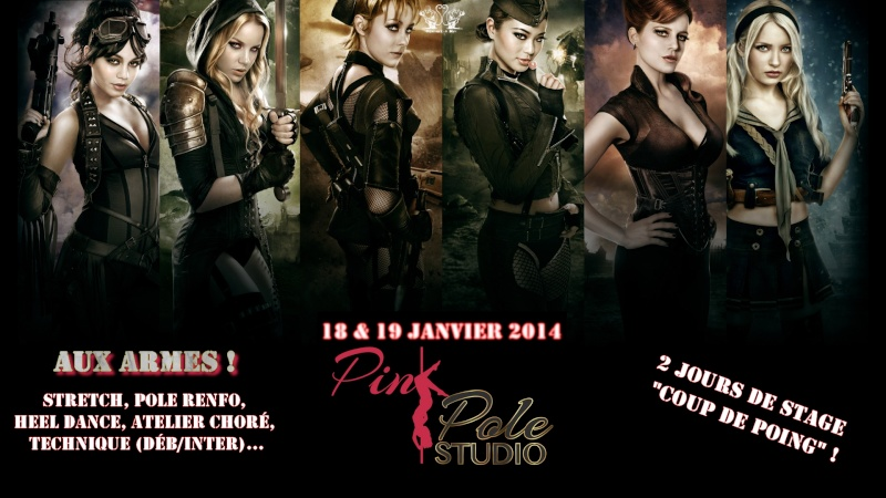 [TOULOUSE] Stage Pink Punch - Pink Pole Studio - 18 & 19 janvier 2014 Stage_11