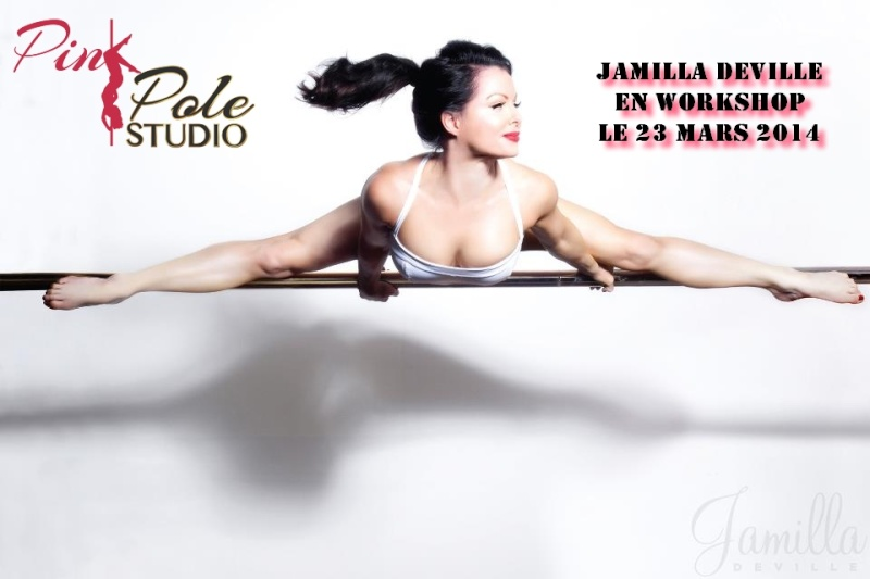 [TOULOUSE] Workshops JAMILLA DEVILLE - Pink Pole Studio - 23/03/2014 Ws_jam10