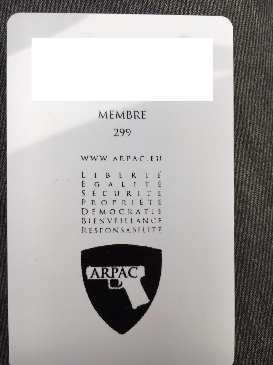 Retard pour l'envoi des cartes de membre : l'explication en image Exc10