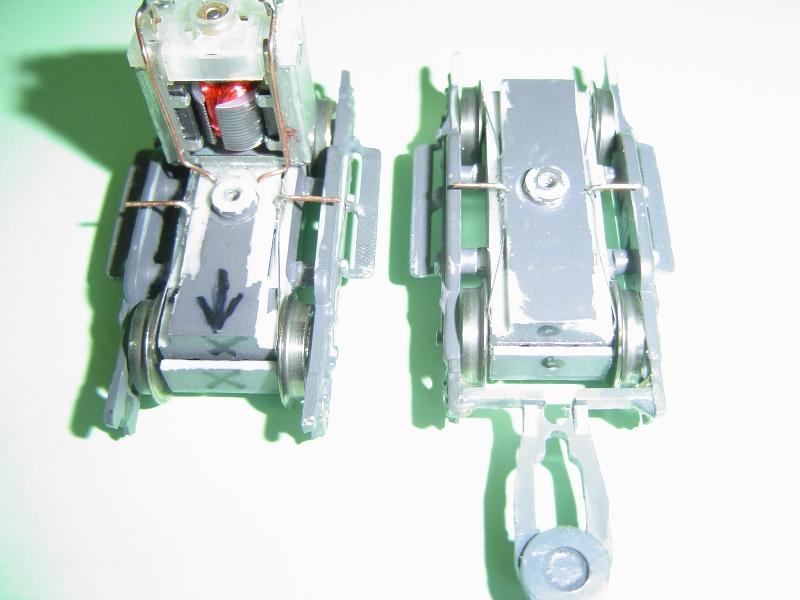 Motorisation de la rame ATLAS  Z-5100 chez boisavia. Dsc05023