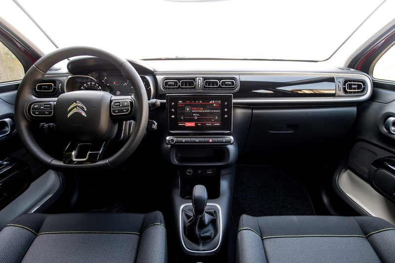 2016 - [SUJET OFFICIEL] Citroën C3 III [B618] - Page 4 _1em5510
