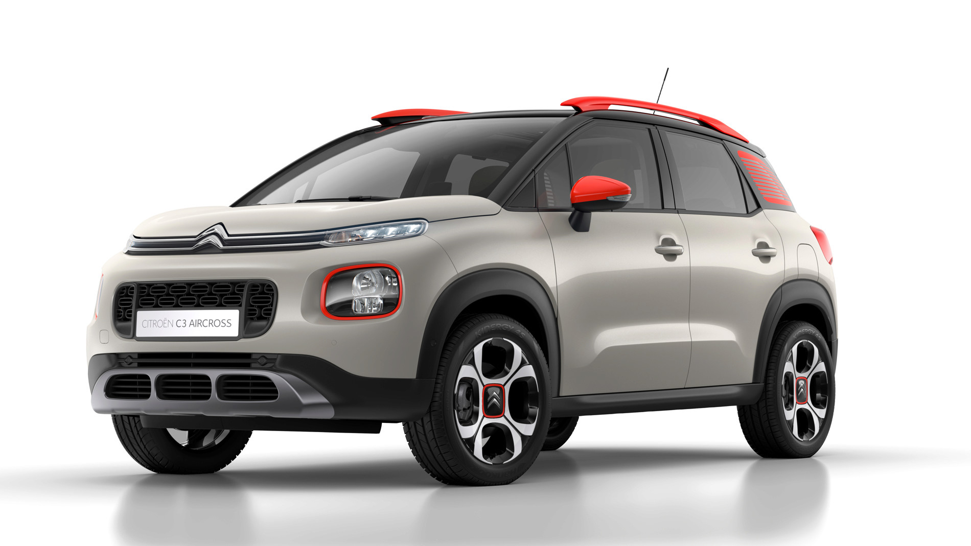 2017 - [SUJET OFFICIEL] C3 Aircross C3a-110