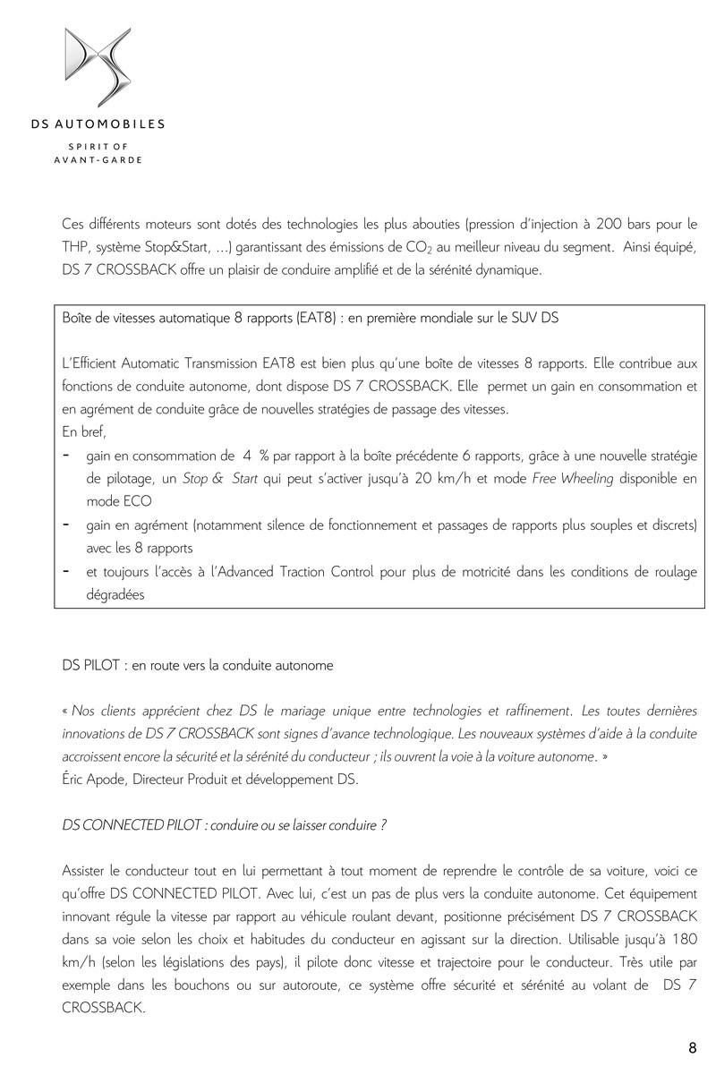 [SUJET OFFICIEL] DS 7 Crossback (X74) Dp_ds716