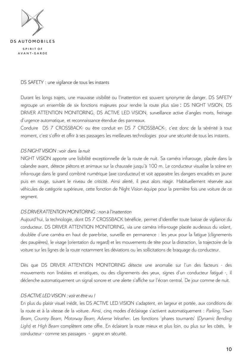 [SUJET OFFICIEL] DS 7 Crossback (X74) Dp_ds719