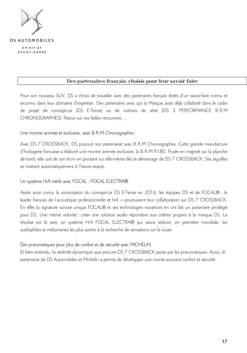 [SUJET OFFICIEL] DS 7 Crossback (X74) Dp_ds726