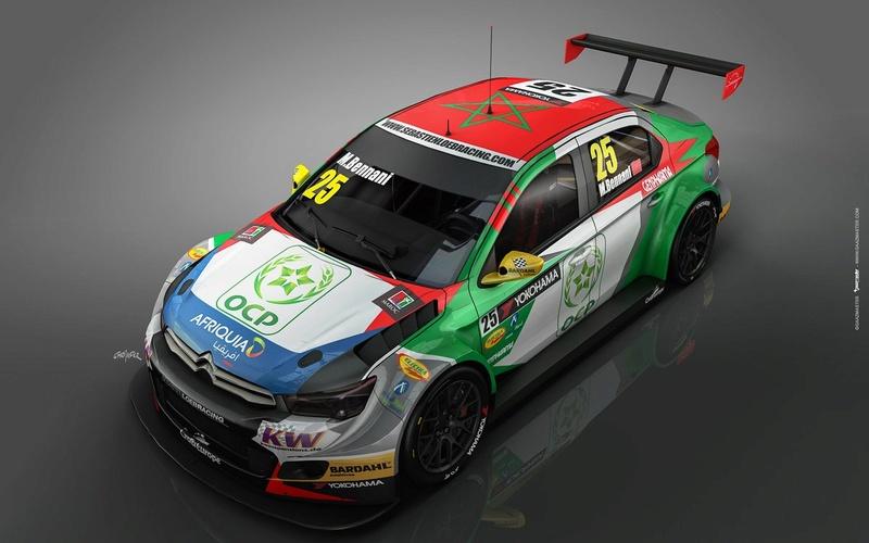 [INFORMATION] Le Sébastien Loeb Racing L210