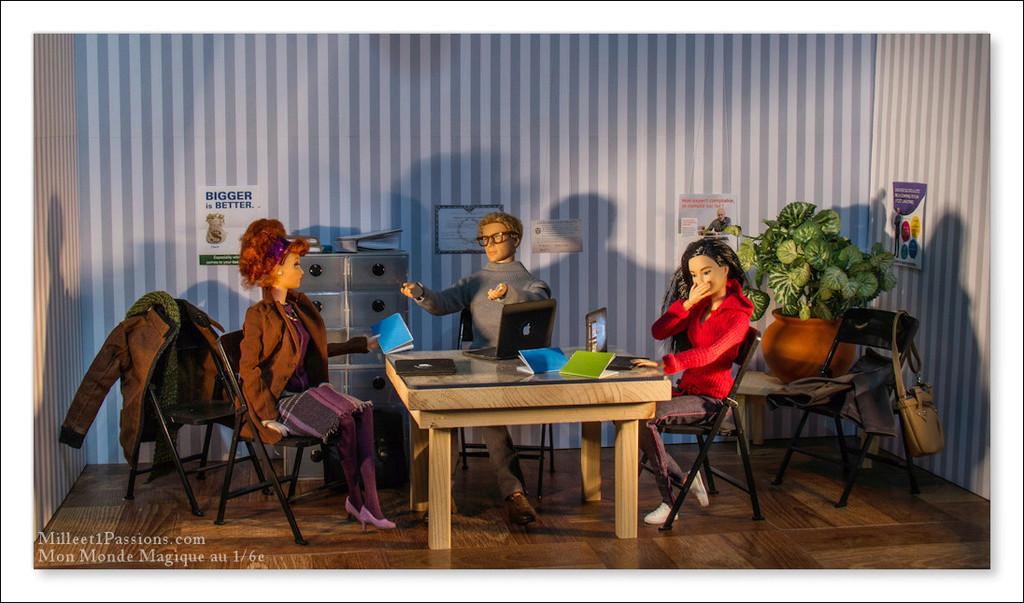 Le mini monde magique au 1/6 de Guyloup  -   màj 6 novembre ♥ p.13  Img_2216