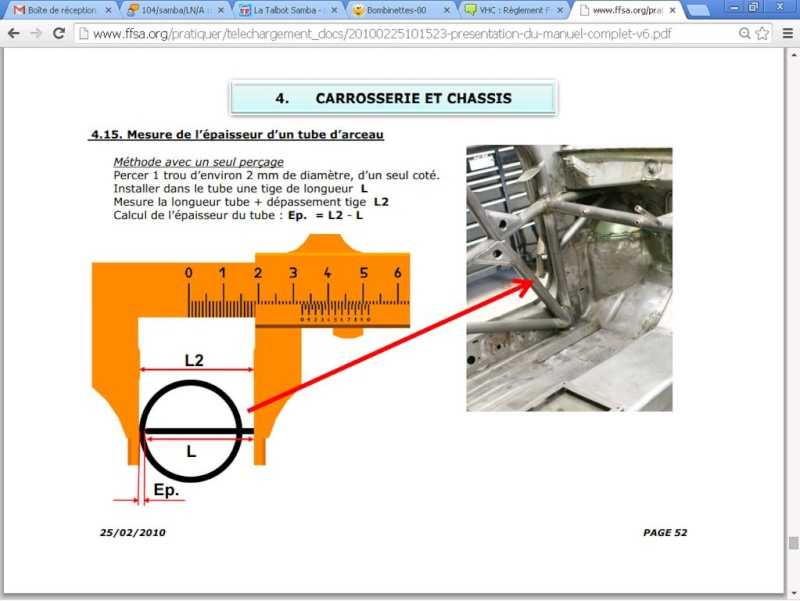 montage arceau PTS - Page 4 Mesure10