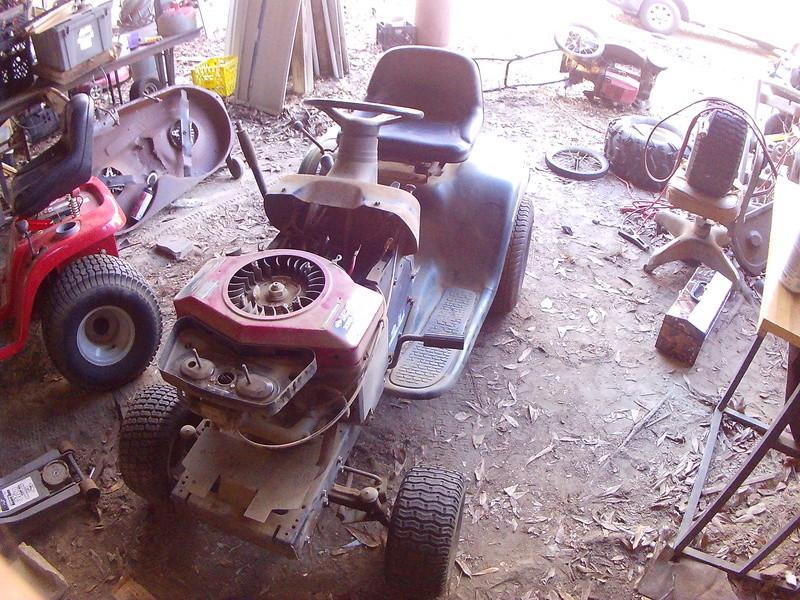 "craftsman ralley/mud mower ""bad moon rising"" Sunp0011"