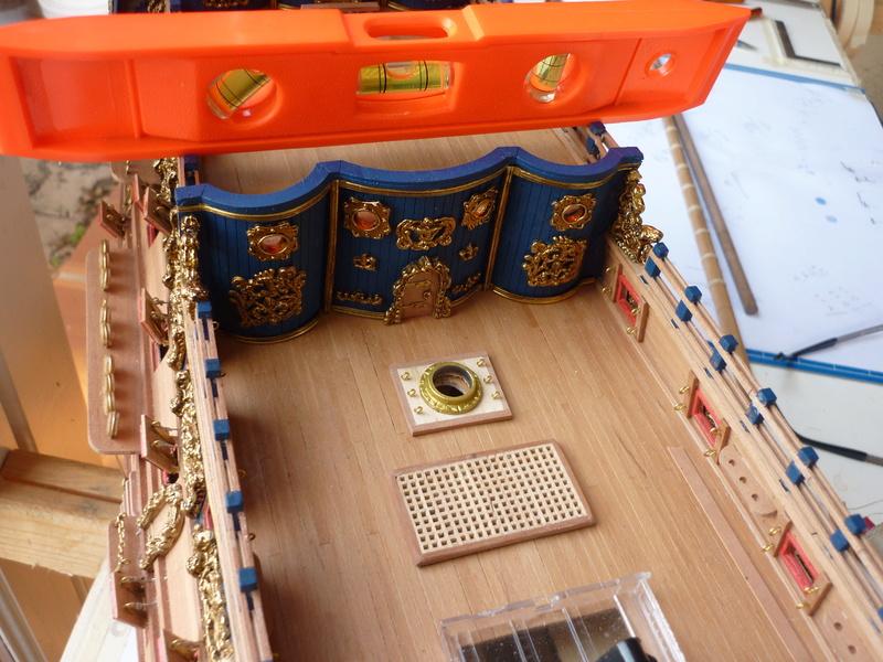 Sovereign Of The Seas XVII ème siècle de Sergal Mantua.  - Page 21 P1100423
