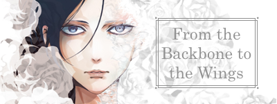 ⚜ [From the Backbone to the Wings] - Make Up ⚜ Sans_t10