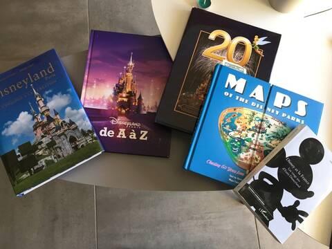 Livre Disneyland Paris De A A Z 2017 Page 7