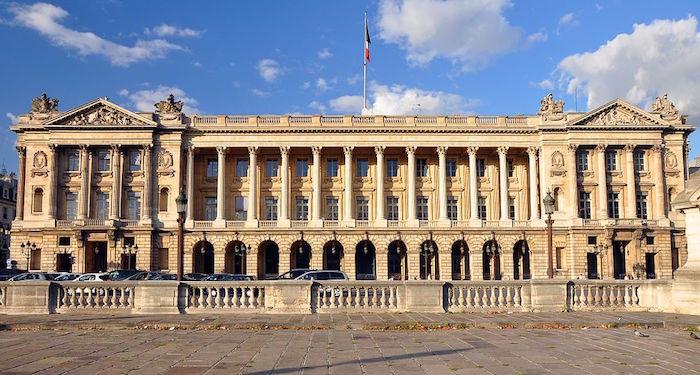 Le Garde Meuble Royal, actuel hôtel de la Marine - Page 3 1024px10