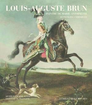 Louis-Auguste Brun, portraits de Marie-Antoinette en tenue de chasse 1507-111