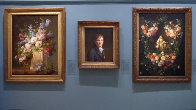 Exposition : Le pouvoir des fleurs, Pierre-Joseph Redouté. Musée de la vie romantique (Paris) 18057710