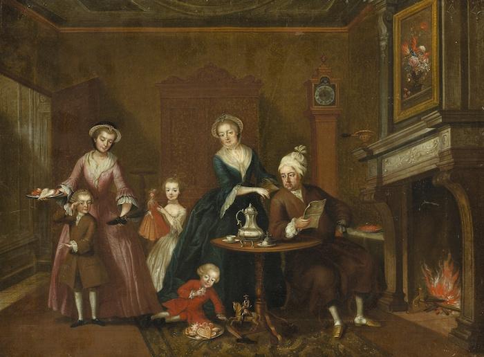 Dessins et aquarelles de Marie-Christine de Habsbourg Lorraine, soeur de Marie-Antoinette 406pf110