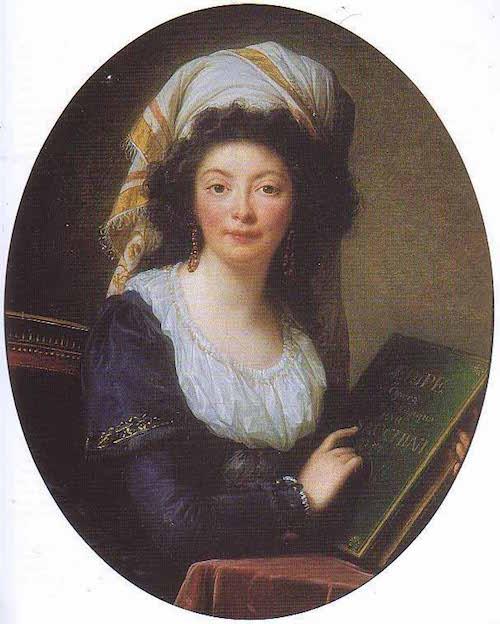 Maison et dames du Palais de la reine Marie-Antoinette - Page 7 Adelai10