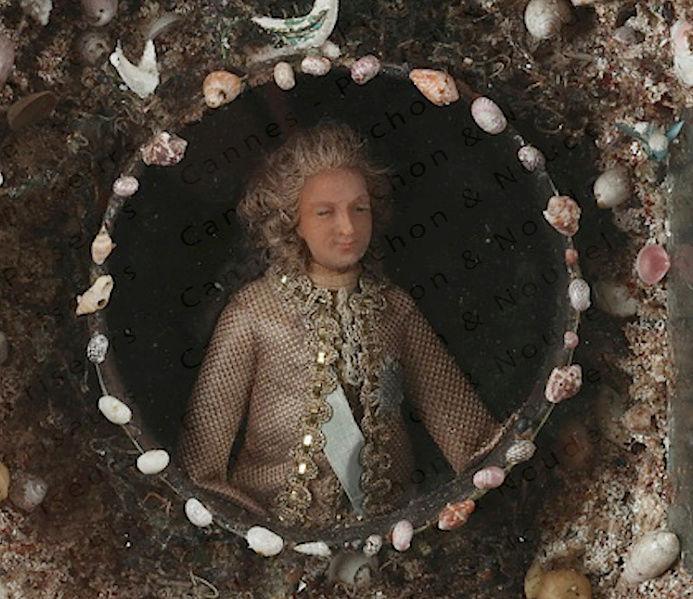 Bustes et représentations en cire de Marie-Antoinette Captu149