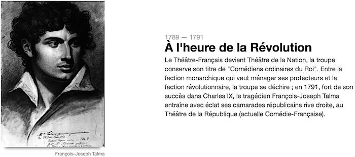 La Comédie Française dans la Révolution Captur33