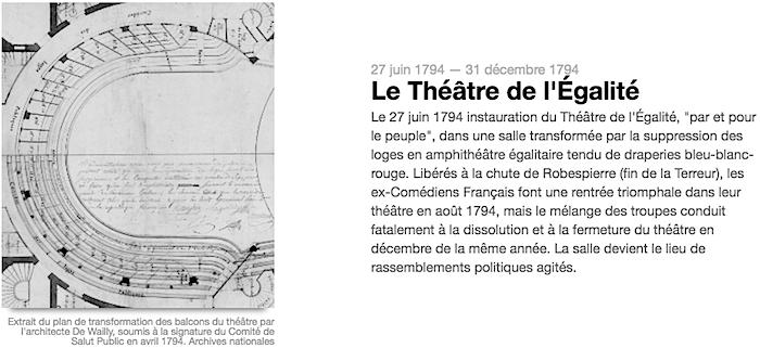 La Comédie Française dans la Révolution Captur34