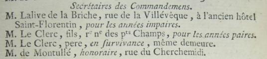 Maison et dames du Palais de la reine Marie-Antoinette - Page 7 Captur48