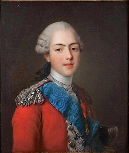 fredou - Portraits de Marie-Antoinette et de la famille royale, par Jean-Martial Frédou Comte-10