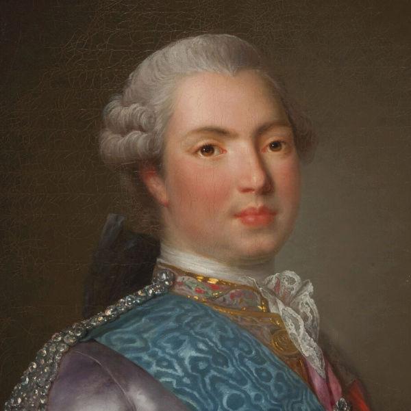 fredou - Portraits de Marie-Antoinette et de la famille royale, par Jean-Martial Frédou Comte_13